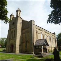 Church of St Mary, Bowers Street, Newton, Hyde - Tameside