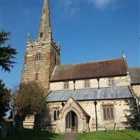 Church of All Saints, Church Road, Ladbroke - Stratford-on-Avon