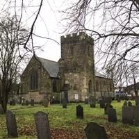 Church of St George and St Mary, Church Street, Church Gresley - South Derbyshire