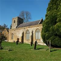Church of St Peter ad Vincula, Ratley and Upton - Stratford-on-Avon