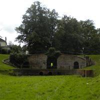 Grotto in Carshalton Park, Ruskin Road, Carshalton - Sutton