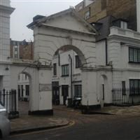 Entrance Arch From Courtfield Gardens, Gaspar Mews SW5 - Kensington and Chelsea