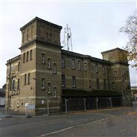 The Keep (Armoury) to Hounslow Cavalry Barracks, Beavers Lane, Hounslow - Hounslow