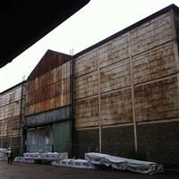 The Boat Store, Sheerness Dockyard - Swale