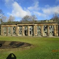 Camellia House, Wentworth Woodhouse, Wentworth - Rotherham