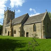 Church of St Mary, Church Road, Aston Somerville - Wychavon