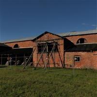 Barn and farm buildings at Demesne Farm, Doddington Park, Doddington - Cheshire East (UA)