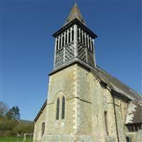 Church of St George, Burrington - Herefordshire, County of (UA)