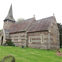 Church of St Andrew, Wolferlow - Herefordshire, County of (UA)