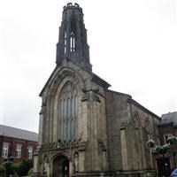 Church of St Marie, Manchester Road, Bury - Bury