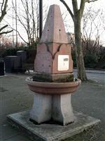 Drinking Fountain, Stepney Green E1 - Tower Hamlets