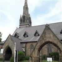 Church of St Paul, Church Crescent, Wallasey - Wirral