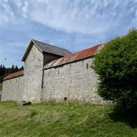 Hydraulic silo, 70 metres east of Cragend Farmhouse, Cartington - Northumberland (UA)