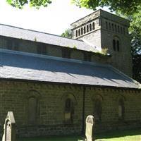 Church of St Mary, Woodhorn, Newbiggin by the Sea - Northumberland (UA)