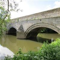 Kexby Old Bridge, Old Bridge Street, Kexby / Catton