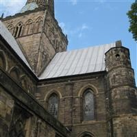 Church of St Cuthbert, Market Place, Darlington - Darlington (UA)