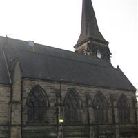 Christ Church (and hall attached), Shieldfield Green, Newcastle upon Tyne - Newcastle upon Tyne