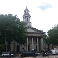 Church of St Mary, Marylebone Road, Marylebone W1 - Westminster, City of