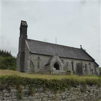 Church of St John, Church Road, Newcastle on Clun - Shropshire (UA)