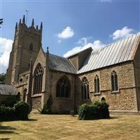 Church of St Andrew, High Street, Soham - East Cambridgeshire