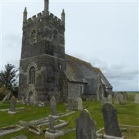 Church of St Grade, Grade-Ruan - Cornwall (UA)
