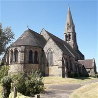 Church of St Luke, Liverpool Street, Salford