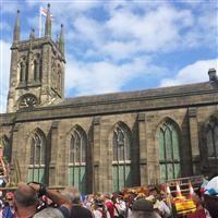 Church of St Chad, Church Lane, Saddleworth, Saddleworth - Oldham