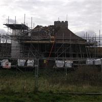 Remains of Archbishops Palace, Market Place, Charing - Ashford