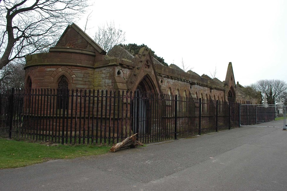 Anfield Cemetery, Anfield - Liverpool
