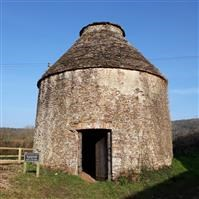 Dovecote at Little Blackford, Selworthy, West Somerset - Exmoor (NP)