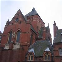 Christ Apostolic Church (formerly St Columba), Kingsland Road, Hackney E2 - Hackney