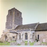 Church of St Nicholas, The Street, North Lopham - Breckland