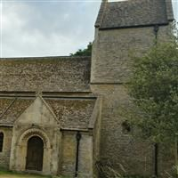 Church of St Lawrence, Caversfield (A41), Caversfield - Cherwell