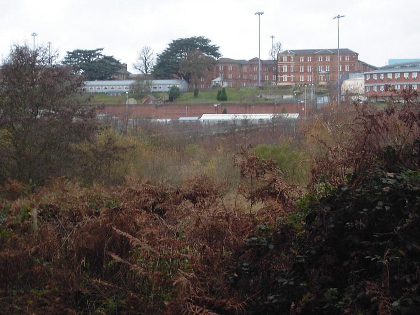 Broadmoor Hospital, Crowthorne - Bracknell Forest (UA)
