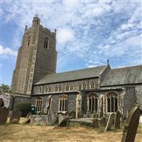Church of All Saints, Church Street, Stradbroke - Mid Suffolk