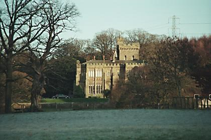 Capernwray Hall, Over Kellet / Arkholme-with-Cawood / Borwick - Lancaster
