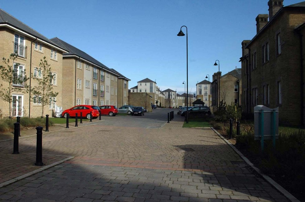 High Royds Hospital, Aireborough, Menston - Leeds
