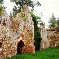 Remains of Sibton Abbey, Sibton - Suffolk Coastal