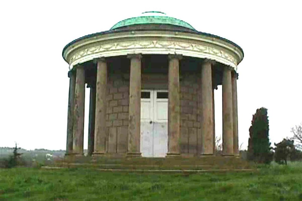 The Temple of Venus, Garendon Park, Ashby Road, Loughborough - Charnwood
