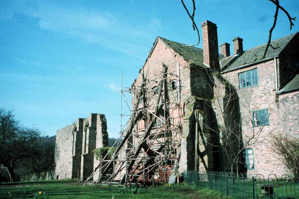 Ulverscroft Priory ruins, Priory Lane, Ulverscroft - Charnwood