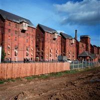 Former maltings of Bass Industrial Estate, Mareham Lane, Sleaford - North Kesteven