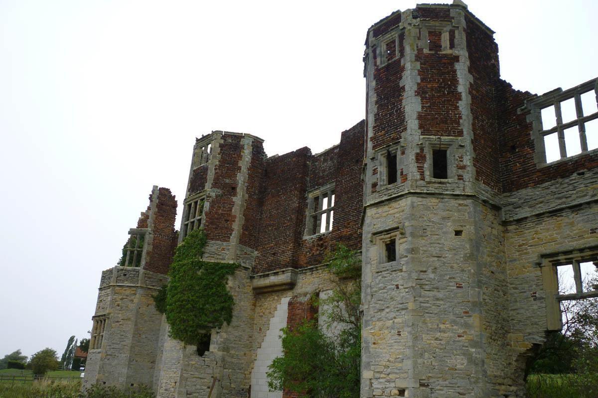 Torksey Castle, Trent Side, Torksey
