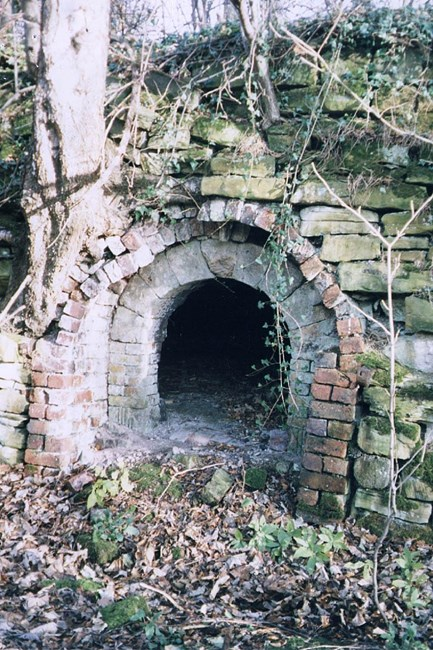 Coke ovens, Dronfield - North East Derbyshire