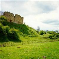Mitford Castle, Mitford - Northumberland (UA)