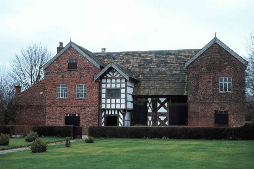 Baguley Hall, Hall Lane, Manchester - Manchester