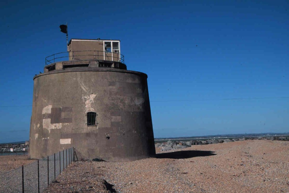 Martello Tower No. 66, Langney Point, Eastbourne - Eastbourne