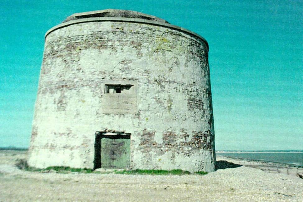 Martello Tower No. 64, Eastbourne - Eastbourne
