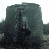 Martello Tower No. 9, Shorncliffe Camp, Sandgate / Hythe - Folkestone and Hythe