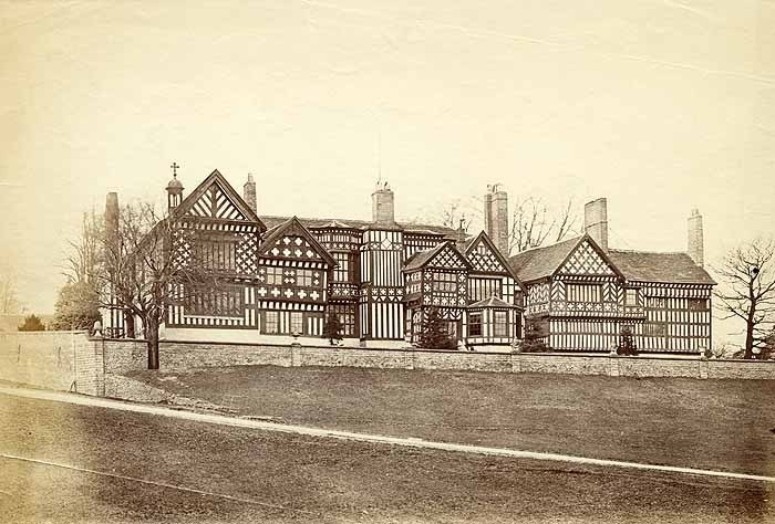 Bramhall Hall, Stockport, Greater Manchester