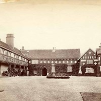 Smithills Hall, Bolton, Greater Manchester